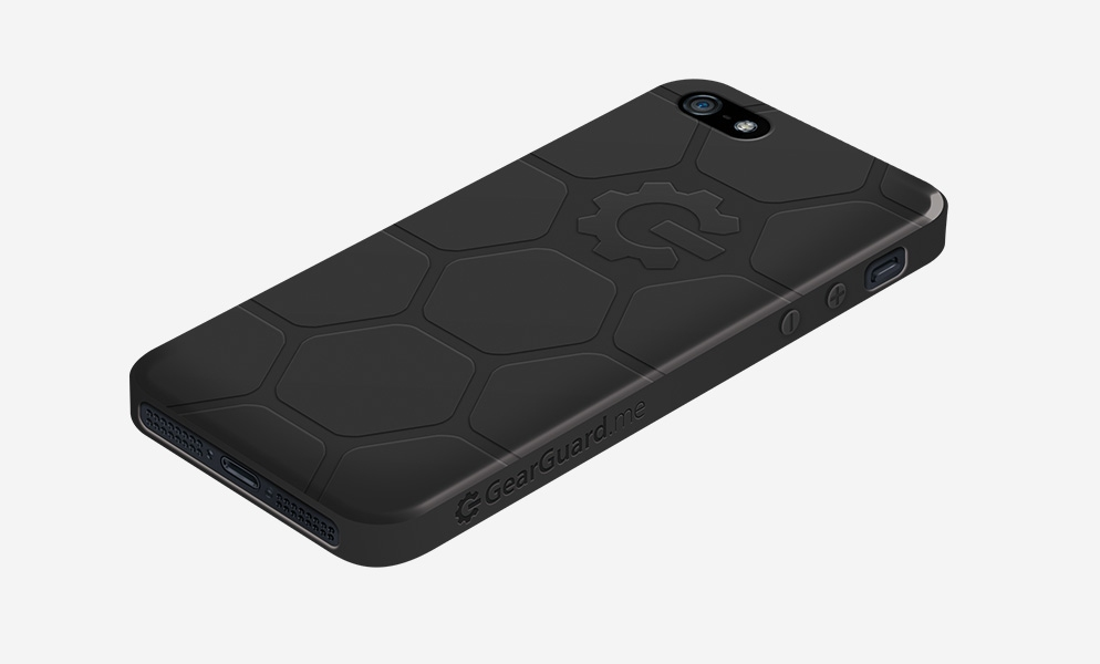 GearGuard iPhone case